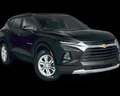 Pre-Owned 2020 Chevrolet Blazer RS FWD 4D Sport Utility
