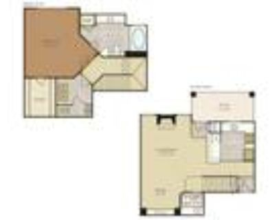Bell Flatirons - One Bedroom Townhome 1A2TAG-1A2TAGU-2A2TAGU