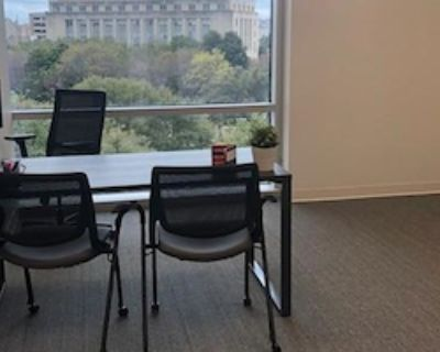 Private Office for 4 at CityCentral- Downtown Ft. Worth