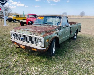 1971 Chevrolet C/K 20
