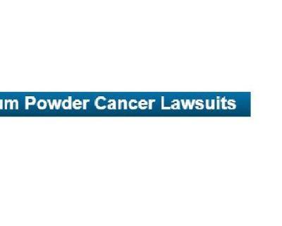 Talcum Powder Cancer Lawsuit