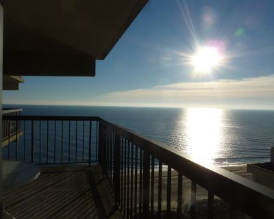 The Sea Watch- Beautiful Ocean Front Condo With Views Of The Ocean And Bay - North Ocean City