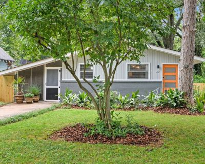 A East Lake/Decatur Mid Century Bungalow - East Lake