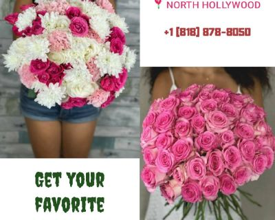 North Hollywood Flower Delivery