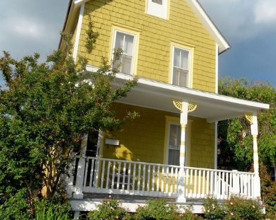 One summer week available. Historic District close in! Town Beach Biking - Historic District