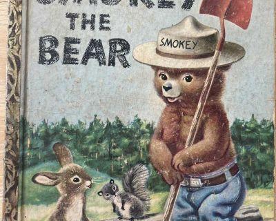 Smokey the Bear (Little Golden Book) 1955