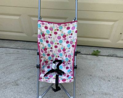 Cosco umbrella stroller used for one week only