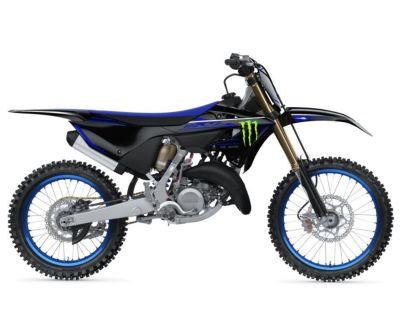 2022 Yamaha YZ125 Monster Energy Yamaha Racing Edition