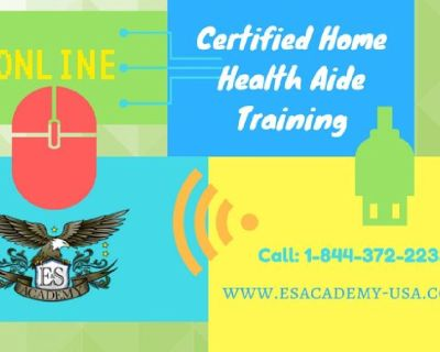 At E & S Academy we Certified Home Health Aides With education and success in mind!