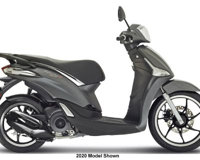2021 Piaggio Liberty S 150 Scooter Shelbyville, IN