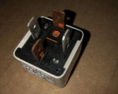A/C compressor relay