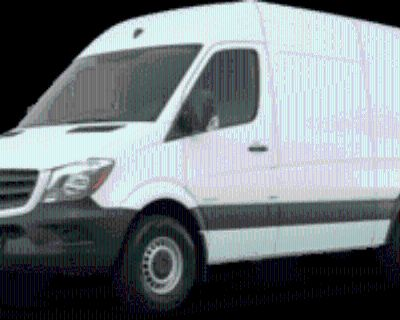 2018 Mercedes-Benz Sprinter Cargo Van 2500 Worker