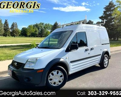 Used 2013 Ford Transit Connect XL with Rear Door Glass