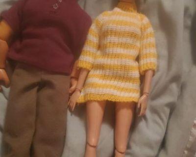 Barbie & Ken