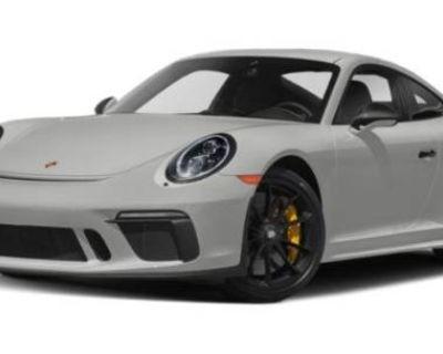 2018 Porsche 911 GT3