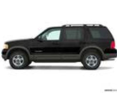 2003 Ford Explorer Black, 223K miles