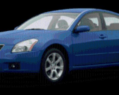 2007 Nissan Maxima 3.5 SL