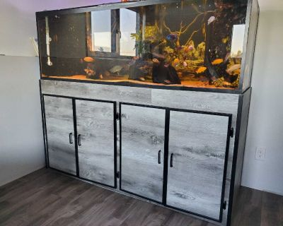 Fish tank package