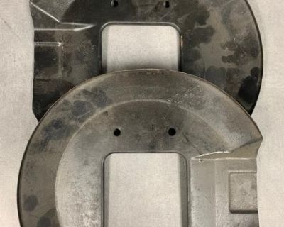 Porsche 911 Front Backing Plate