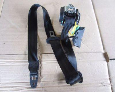 Front Seat Belt Vw Touareg 04-07 Passenger Side Rh 7l6857706d Black, Working