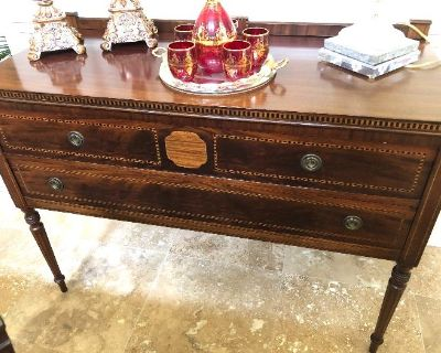 ECLECTIC MIX OF VINTAGE AND MODERN BY W&W ESTATE SALES