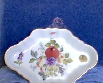 Herend Handpainted~ Porcelain~ small tray