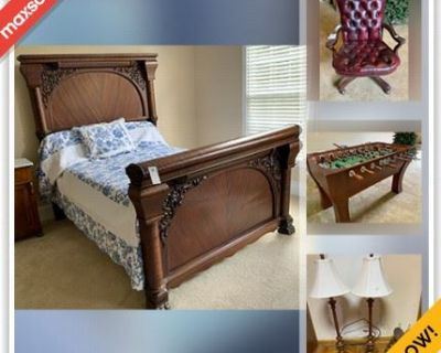 Lilburn Moving Online Auction - Oxford Court
