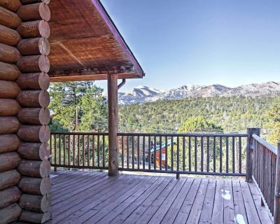'Lacy's Log Cabin' Alto Home w/Mountain Views! - Sun Valley