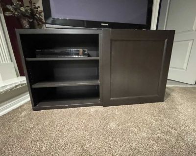 TV bench storage stand and side cabinet. See all photos