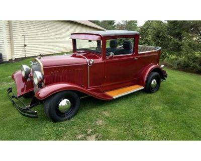 1930 DeSoto Custom