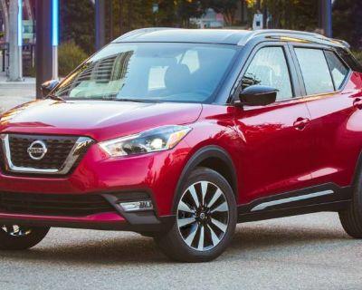 2019 Nissan Kicks S