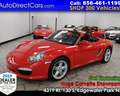 Used 2010 Porsche Boxster 2dr Roadster