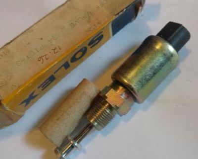 Idle cut off for 34 PICT-3 carburetor Solex Brosol