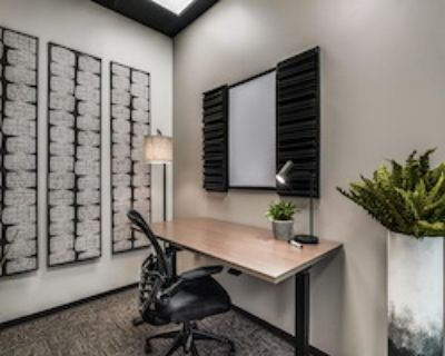 Private Office for 1 at WorkSuites