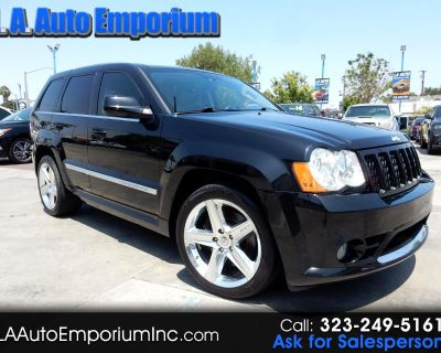 Used 2008 Jeep Grand Cherokee 4WD 4dr SRT-8