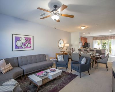 Dolce Villa Deluxe Townhome At Vista Cay Resort Sleeps 8 - Orlando