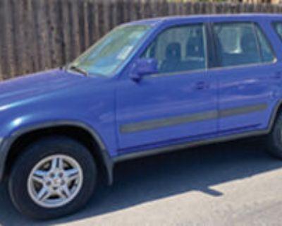 Honda CRV EX 2000 4x4 only 69K Mi. 4cyl auto