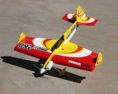 L/H Wing Aeroworks ProX260 Profile 46 Size