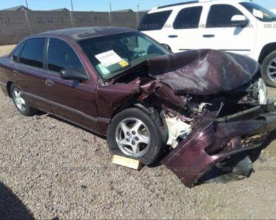 Salvage Purple 1998 Toyota Avalon