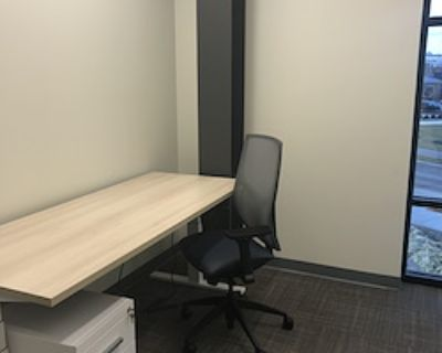 Private Office for 1 at Office Evolution Fishers
