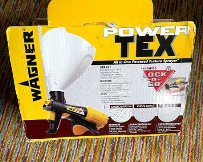 ** Reduced ** Wagner Power TEX
