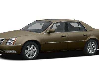 2010 Cadillac DTS 1SC