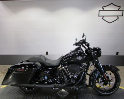New 2021 Harley-Davidson Road King Special Touring FLHRXS