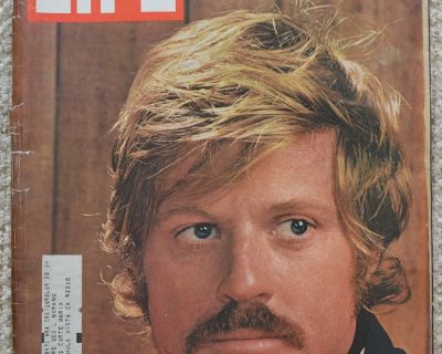 Collectable LIFE Magazine Redford