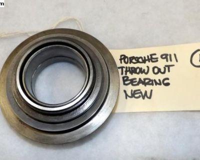 Porsche 911 Clutch Release Bearing
