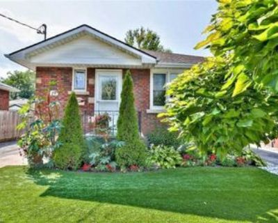 19 Perth St Lowr #LOWER, St. Catharines, ON L2P 3C8 2 Bedroom Apartment
