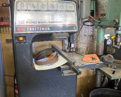 Grasons Co Estate Specialists Mechanics Fontana Estate Sale