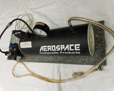 Aerospace Composite Vacuum Pump