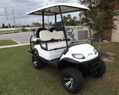2021 Icon i40L Electric (Lifted) Golf carts Lakeland, FL