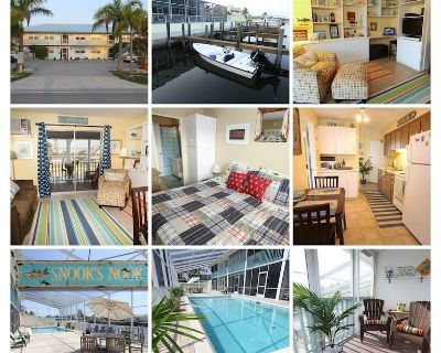 Adorable Waterfront Condo with Boat Slip and Pool! Paradise! - Saint James City
